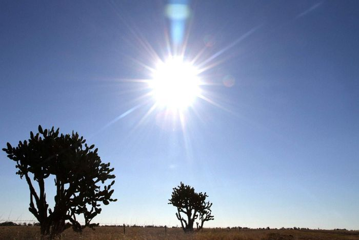 Sun beams down on outback landscape in central-west Queensland in March 2015 Switch off and shut down for cash: Big business urged to reduce summer energy demand - ABC Online Switch off and shut down for cash: Big business urged to reduce summer energy demand - ABC Online a10e22d7c7